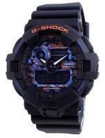 Casio G-Shock City Analog Digital Quartz Diver's GA-700CT-1A GA700CT-1 200M Men's Watch