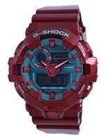 Casio G-Shock Far East Pop Analog Digital Green Dial GA-700DBR-4A GA700DBR-4 200M Men's Watch