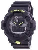 Relógio masculino Casio G-Shock, hora mundial GA-700DC-1A GA700DC-1A 200M