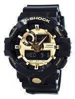 Casio G-Shock Analog Digital 200M GA-710GB-1A GA710GB-1A Men's Watch