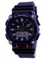 Casio G-Shock hora mundial analógico digital GA-900-2A GA900-2 200M masculino