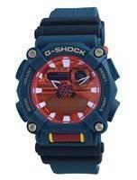 Casio G-Shock Far East Pop Special Colour Analog Digital GA-900DBR-3A GA900DBR-3 200M Men's Watch