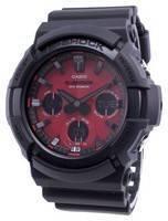 Relógio Casio G-Shock GAS-100AR-1A Solar Resistente 200M Masculino