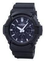 Casio G-Shock Resistente À Prova de Choque Solar 200M GAS-100B-1A Relógio Masculino