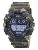 Casio G-Shock Digital Camouflage Series GD-120CM-5 GD120CM-5 Men's Watch