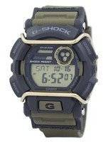 Relógio Casio G-Shock Flash Alert Super Iluminador GD-400-9 GD400-9 Men