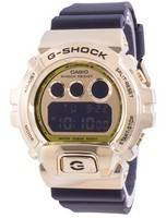 Casio G-Shock Gold Tone Resin GM-6900G-9 GM6900G-9 200M Relógio Masculino