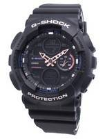 Casio G-Shock GMA-S140-1A GMAS140-1A World Time Quartz 200M Women's Watch