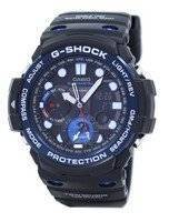 Casio G-Shock GULFMASTER Twin Sensor Moon Data Tide Graph GN-1000B-1A GN1000B-1A Men's Watch