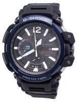 Casio G-Shock GRAVITYMASTER GPW-2000-1A2 World Time Solar 200M Men's Watch