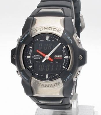 76322ebe1f94 Casio G Shock Giez Titanium Limited Edition GS-300C-N8BVTDS Men s Watch