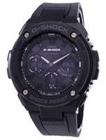 Casio G-Shock G-STEEL Analog-Digital World Time GST-S100G-1B GSTS100G-1B Men's Watch