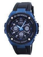Casio G-Shock Tough Solar Shock Resistant Alarm GST-S300G-1A2 GSTS300G-1A2 Men's Watch