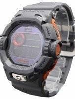Casio G shock Men in Smoky Gray GW-9200GYJ-1JF Watch