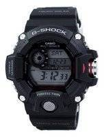 Casio Rangeman G-Shock Triple Sensor Atomic GW-9400-1 GW9400-1 Men's Watch
