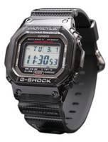 Casio G shock GW-S5600-1JF GWS5600-1JF Carbon Fiber Insert Band MULTI BAND 6 Limited Edition Watch