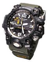 Casio G-Shock Mudmaster Triple Sensor GWG-1000-1A3JF GWG1000-1A3JF Men's Watch