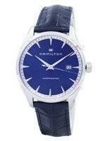Relógio Hamilton Jazzmaster quartzo H32451641 masculino