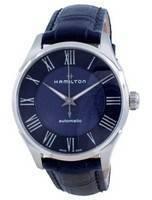 Hamilton Jazzmaster Automatic Blue Dial H42535640 Men's Watch