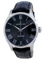 Hamilton Jazzmaster Automatic Black Dial H42535730 Men's Watch