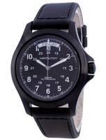 Relógio masculino Hamilton Khaki Field King automático H64465733