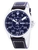 Relógio Hamilton Khaki da aviação piloto H64611535 masculino