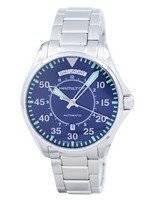 Relógio Hamilton Khaki da aviação piloto automático H64615145 masculino