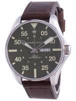 Hamilton Khaki Pilot Schott NYC Limited Edition Automatic H64735561 200M Diver's Men's Watch