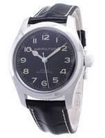 Relógio Automático Analógico Hamilton Khaki Field Murph H70605731