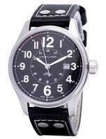 Relógio dos homens de Hamilton Khaki Officer H70615733
