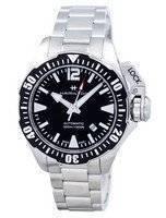 Relógio Hamilton Khaki mergulhador da Marinha H77605135 automático masculino