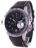 Relógio Hamilton Khaki ETO cronógrafo H77612333 masculino