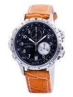Relógio Hamilton Khaki ETO cronógrafo H77612933 masculino
