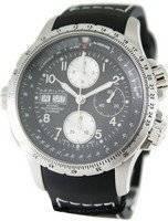 Relógio de Homens H77616333 Cronógrafo Automático Hamilton Khaki X-Wind
