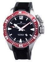 Relógio Hamilton Khaki mergulhador da Marinha H77805335 automático masculino
