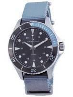 Hamilton Khaki Navy Scuba Quartz H82211981 100M Men's Watch