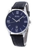 Hugo Boss Governador Quartz 1513553 Relógio Masculino