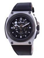 Ingersoll The Motion Skeleton Dial Leather Automatic I11702 Men's Watch