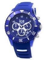 Relógio ICE Aqua marinha grande Cronógrafo Quartz 012734 masculino