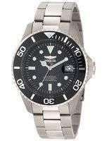 Invicta Pro Diver Professional Titanium Automatic 200M 0420 Men's Watch