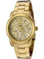 Relógio Invicta Angel 0466 para mulher, cronógrafo de quartzo