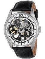 Invicta Vintage Mechanical Skeleton Silver Dial 12403 Men's Watch