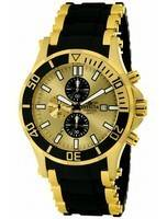 Relógio Invicta Sea Spider Cronógrafo Quartz 200m 1478 dos homens