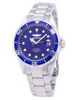 Invicta Pro Diver 17048 Professional Analog Quartz 200M Men's Watch