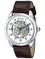 Invicta Specialty Silver Skeleton Dial 17187 Men's Watch