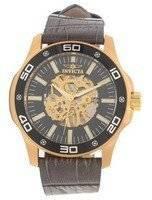 Invicta Specialty Black Skeletal Dial 17261 Men's Watch