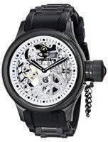 Invicta Russian Diver Silver Skeleton Dial 17276 Men's Watch