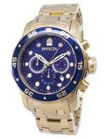 Invicta Pro Diver 21923 Chronograph Quartz 200M Men's Watch