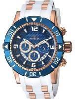 Invicta Pro Diver 23709 Chronograph Quartz 200M Men's Watch