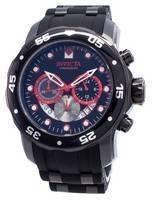 Relógio Invicta Pro Diver SCUBA 24853 cronógrafo de quartzo para homem